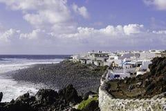 Lanzarote landscape Royalty Free Stock Photo