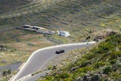 Lanzarote landscapes Stock Photos