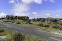 Lanzarote landskap Royaltyfri Bild