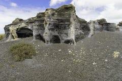 Lanzarote landskap Fotografering för Bildbyråer