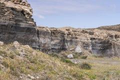Lanzarote landskap Royaltyfria Foton