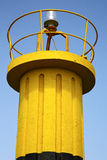 Lanzarote lighthouse   arrecife teguise Royalty Free Stock Photo