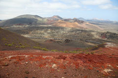 Lanzarote Royalty Free Stock Photos