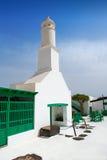 Lanzarote san Bartolome monumento Campesino Royalty Free Stock Image