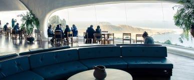 El Mirador del Rio, Lanzarote. Canary Islands Stock Photography