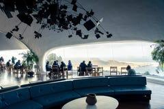 El Mirador del Rio, Lanzarote. Canary Islands Royalty Free Stock Images