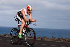 LANZAROTE, SPAIN - MAY 21: Sportsman Nicholas Ward Muñoz (9 GBR Stock Images