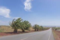 Lanzarote, Spanje Stock Afbeelding