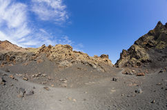 Lanzarote Royalty Free Stock Photography