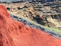 Lanzarote wyspa Obrazy Stock