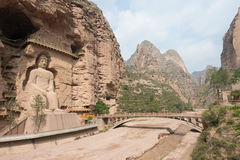Free LANZHOU, CHINA - SEP 30 2014: Buddha Statues At Bingling Cave Te Royalty Free Stock Images - 90729999