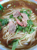 Lanzhou Ramen Royalty Free Stock Photography