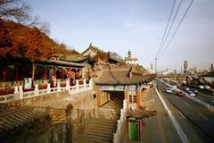 Lanzhou-Stadt lizenzfreie stockfotografie