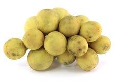 Lanzones fruit Stock Image