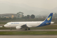 Lao Airlines Stock Images