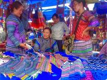 Lao Cai Provinz, Vietnam Lizenzfreie Stockbilder