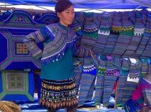 Lao Cai Provinz, Vietnam Lizenzfreie Stockfotografie