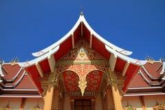 Lao de Wat Fotos de archivo libres de regalías