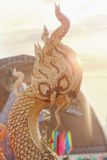 Lao King des Drachen lizenzfreies stockbild