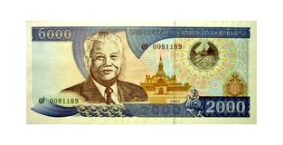 Lao kip Stock Photos