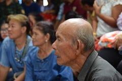 Lao Krang tradycja w Tajlandia Fotografia Royalty Free