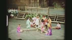 Lao Kratop Mai video d archivio