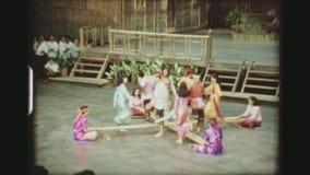 Lao Kratop Mai stock videobeelden