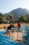 Lao's life. Photo about Agriculturist traditional in laos Stock Photos