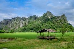 Lao's life Royalty Free Stock Image