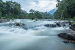 Lao's Photo. Pictures from the most beautiful waterfall in Laos Royalty Free Stock Images