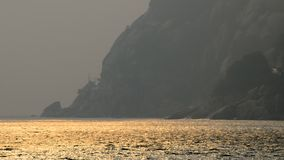 Lao Shan mountains no.1 Royalty Free Stock Image
