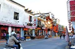 Lao street Royalty Free Stock Photography
