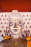 Lao, Vientiane - Wat Si Saket temple. Stock Photography