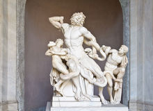 Laocoon Royalty Free Stock Photo
