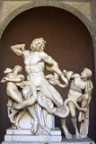Laocoon and His Sons Stock Photo