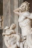 Laocoon and his sons Royalty Free Stock Images