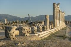 Laodicea, Denizli, Turkey Stock Photography