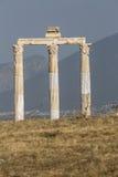 Laodikya Ancient City in Denizli, Turkey Royalty Free Stock Photography