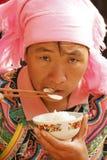 Woman of  ethnic Yi Stock Photos