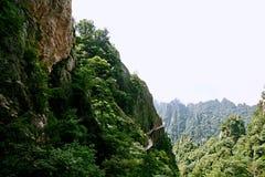 Laojun góra w Luoyang Fotografia Royalty Free