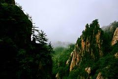 Laojun góra w Luoyang Zdjęcia Royalty Free
