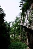 Laojun góra w Luoyang Zdjęcia Stock