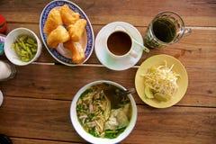 Laolebensmittel, Laos, Vientiane Stockfoto