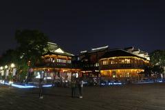 Laomendong Nanjing Jiangsu Chiny Zdjęcie Stock