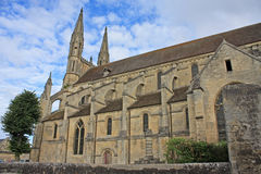 Laon Abbey, France Royalty Free Stock Photography