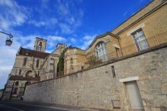 Laon-Abtei, Frankreich Lizenzfreie Stockfotografie