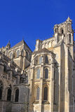 Laon Cathedral Stock Images