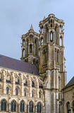Laon Cathedral, France Stock Photography