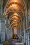 Laon Cathedral, France Stock Image