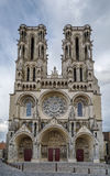 Laon Cathedral, France Stock Photo